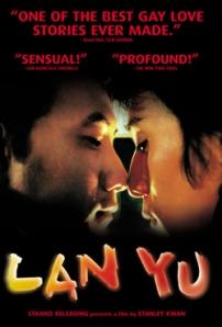 Lan Yu Poster
