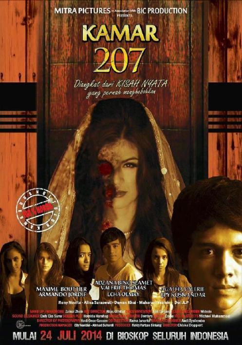 kamar-207-poster